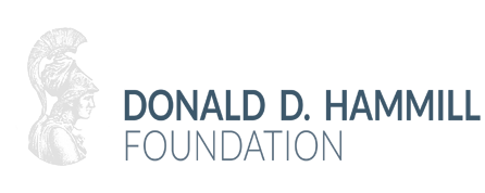 Donald D Hamill Foundation Logo
