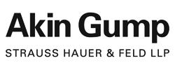 Akin Gump Strauss Hauer & Feld LLP Logo