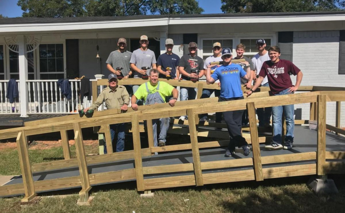 FUMC Marshall Build 2018-11-3 - Image 1